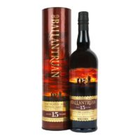 TOMINTOUL Old Ballantruan 15 Years Peated