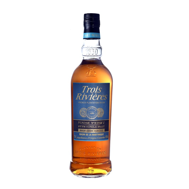 TROIS RIVIERES Ambre Whisky Finish