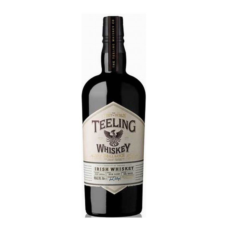 TEELING Small Batch Premium Whiskey Rum Casks