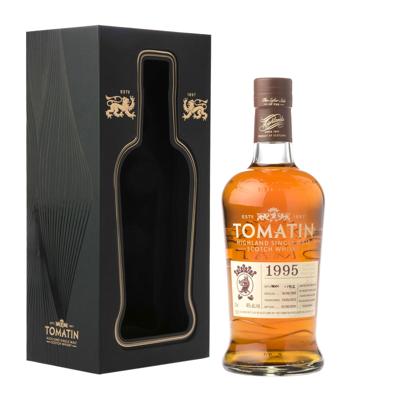 TOMATIN 1995 21 Years Oloroso Cask Finish