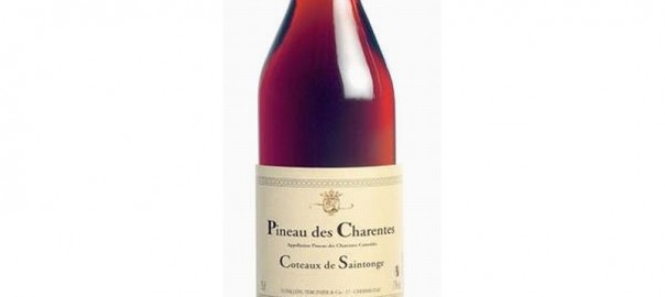 VALLEIN-TERCINIER Pineau des Charentes Rouge