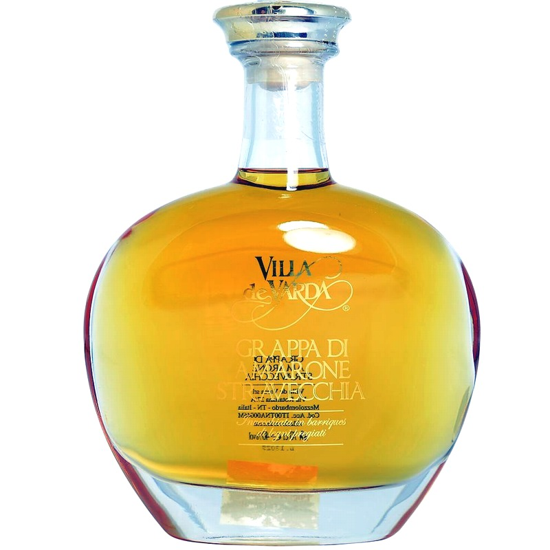 VILLA DE VARDA Grappa Amarone Stravecchia