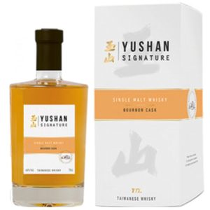 YUSHAN Single Malt Bourbon Cask