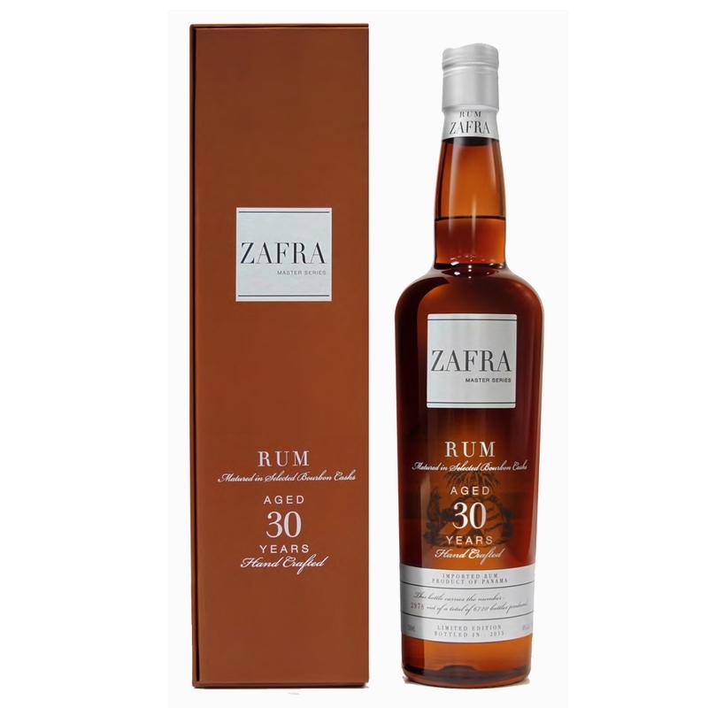 ZAFRA Master Reserve 30 Years