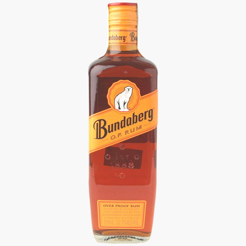 BUNDABERG O.P. Over Proof