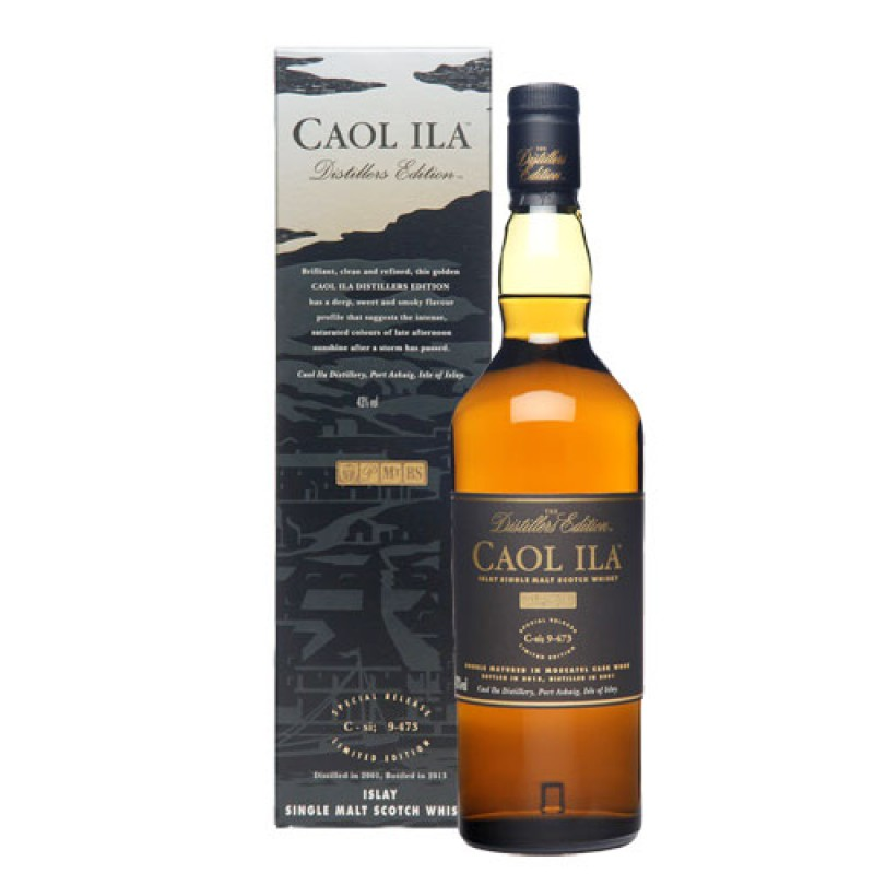 CAOL ILA 12 Years Distillers Edition