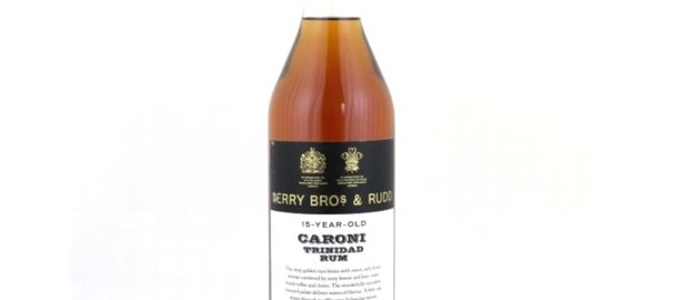 CARONI Trinidad Rum 15 Years Berry's Own