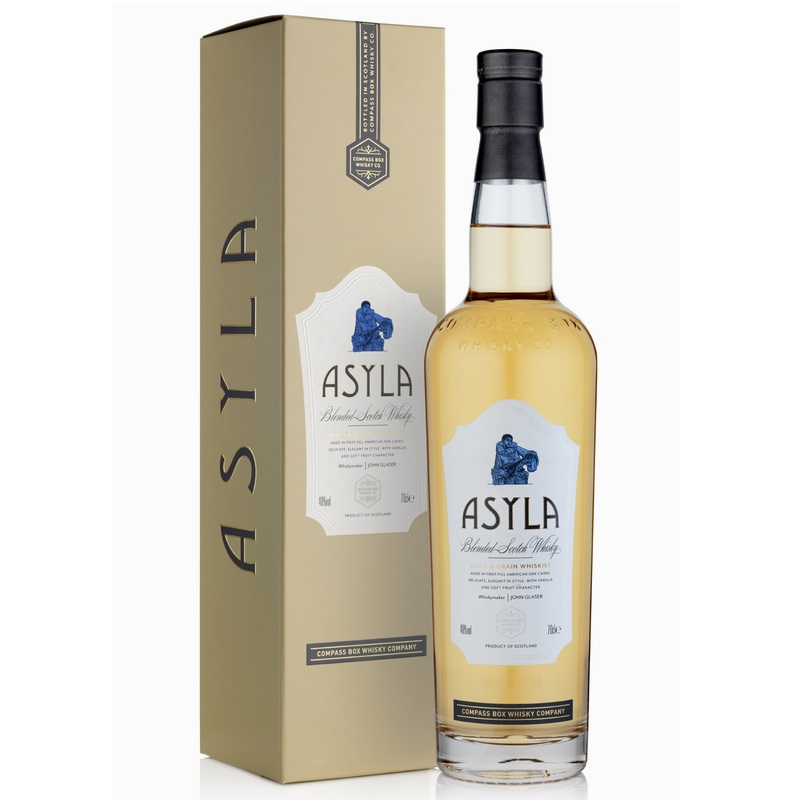 COMPASS BOX Asyla Bourbon Cask
