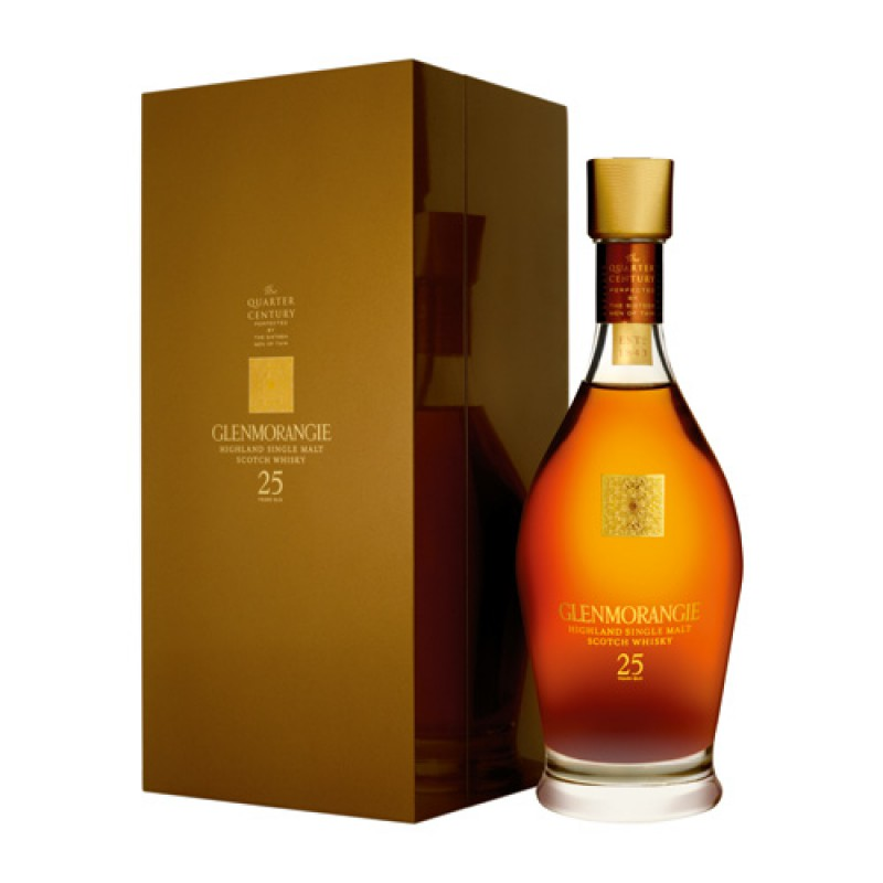 GLENMORANGIE 25 Years The Quarter Century