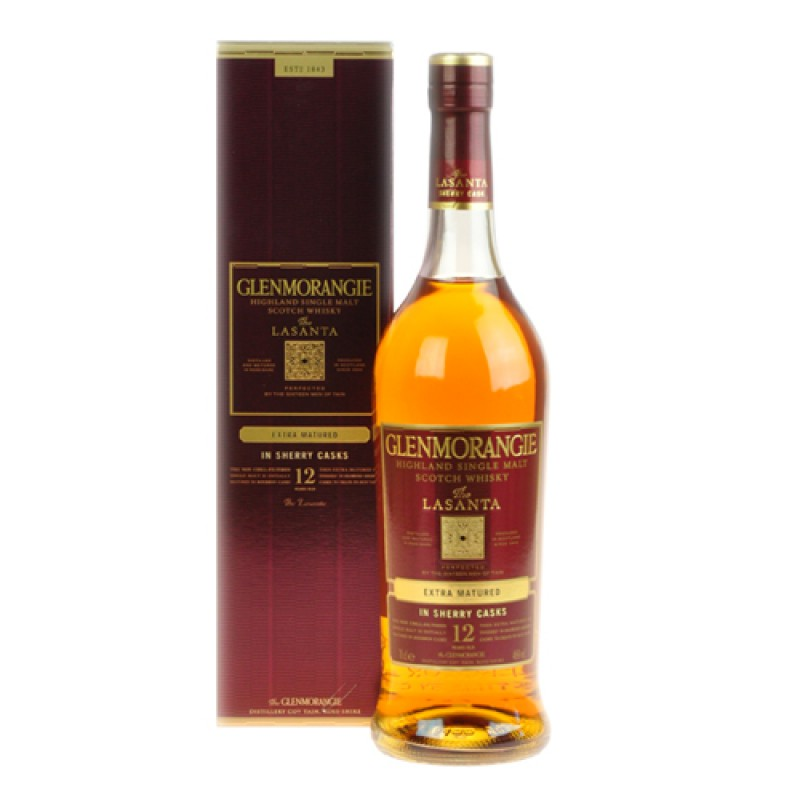 GLENMORANGIE 12 Years The Lasanta Sherry