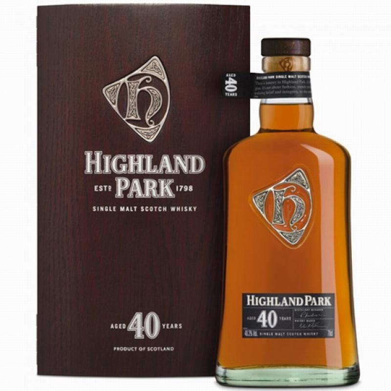 HIGHLAND PARK 40 Years