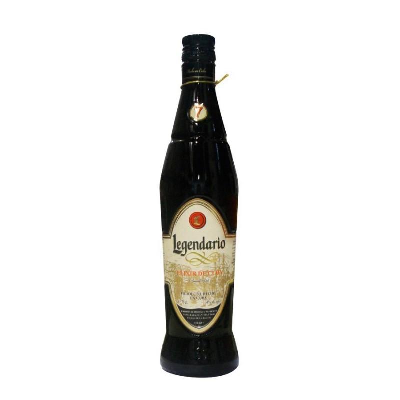 LEGENDARIO Elixir 7 Years