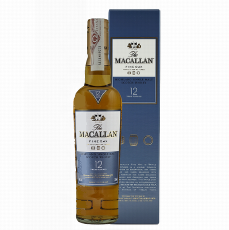 MACALLAN 12 Years Fine Oak 35cl