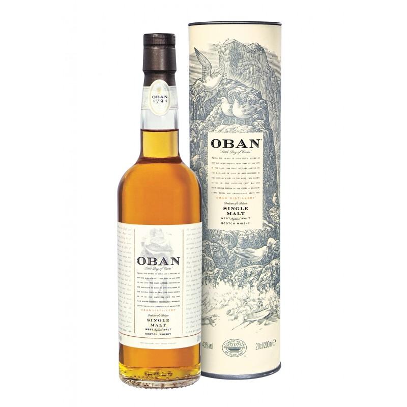 OBAN 14 Years Classic Malts