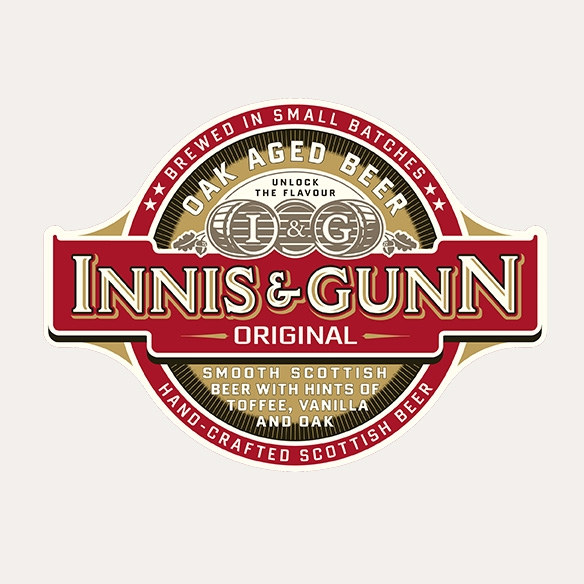 INNIS & GUNN Original Ale 33cl
