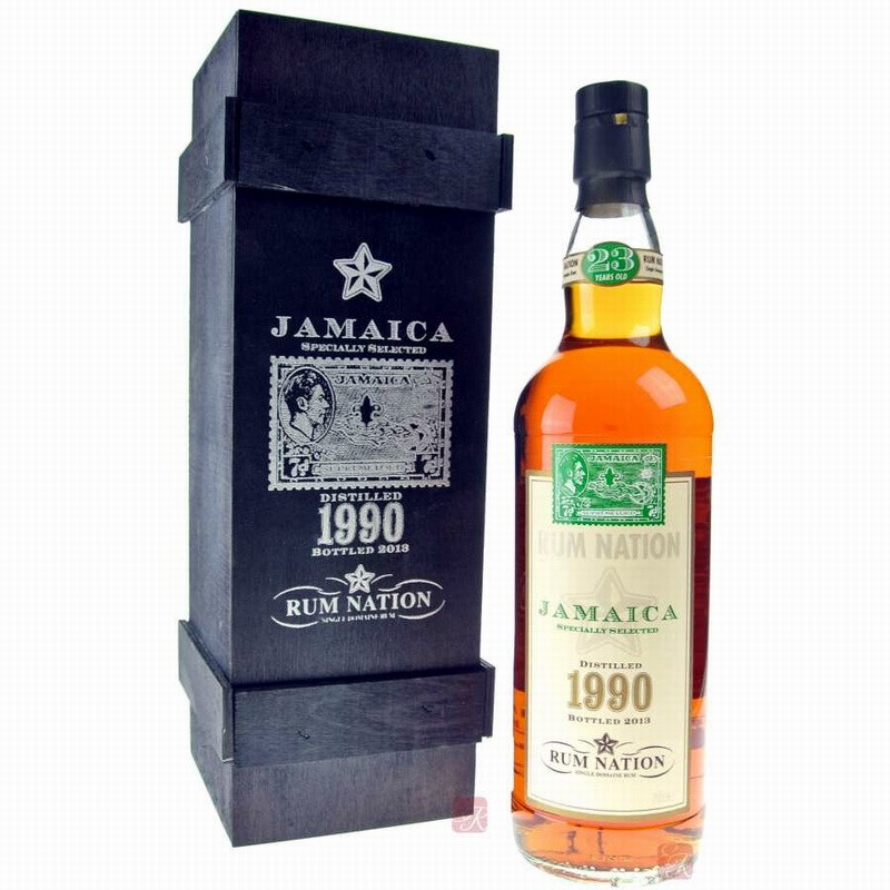 RUM NATION Jamaica 1990 23 Years