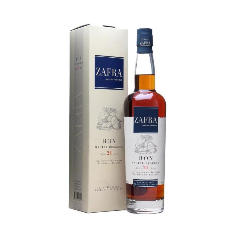 ZAFRA Master Reserve 21 Years