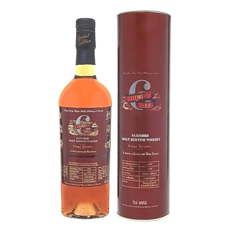 THE SIX ISLES Saint Etienne Rum Finish