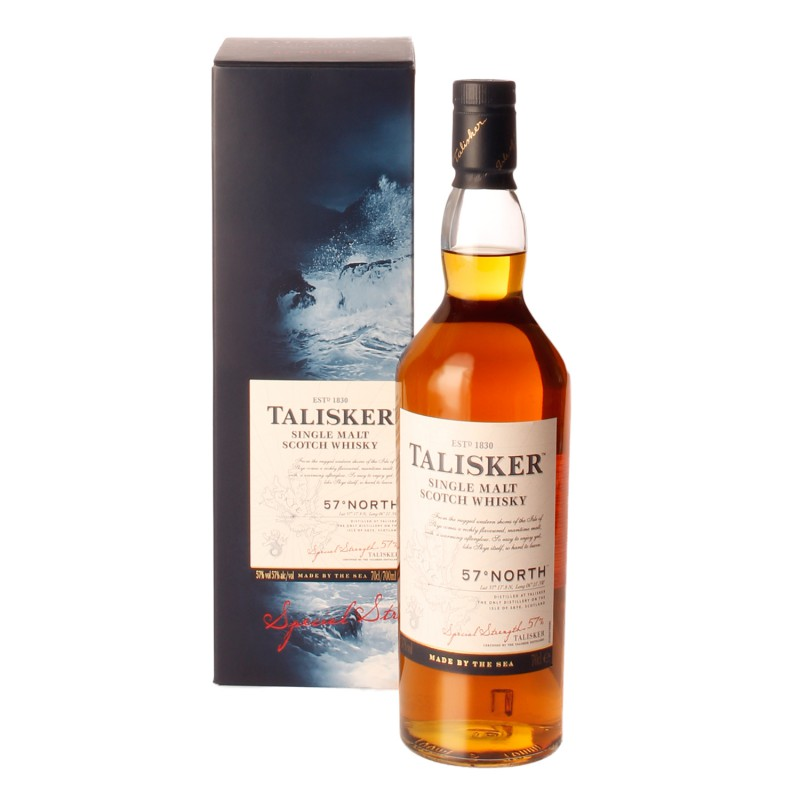 TALISKER 57 Degrees North