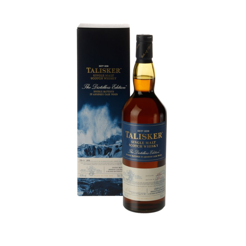 TALISKER 10 Years Distillers Edition