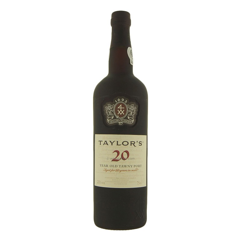 TAYLOR'S Tawny 20 Years