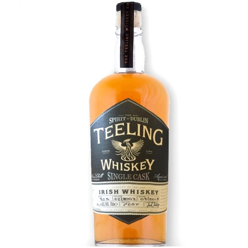 TEELING 2002 Single Cask No 907 Port