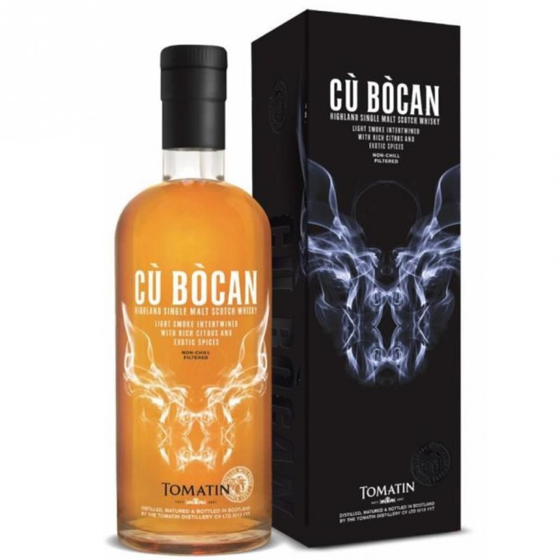 TOMATIN Cu Bocan Sherry Cask Limited Edition
