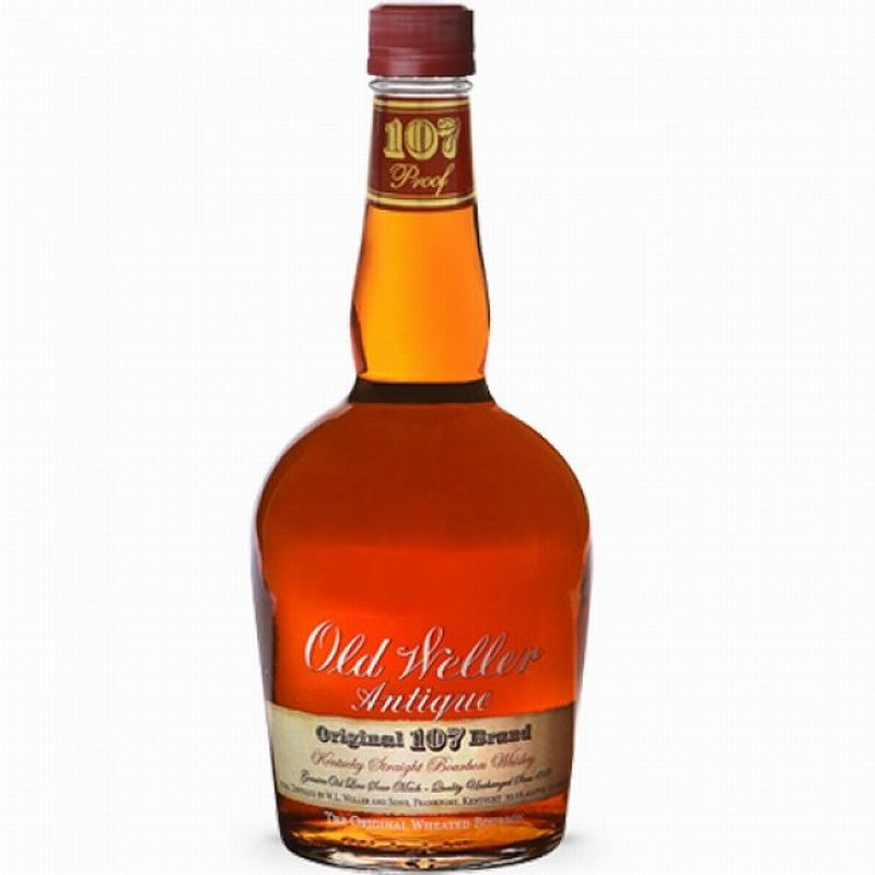 WILLIAM LARUE WELLER Antique 107 Brand