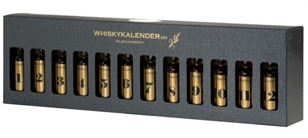 Whiskykalender No. 8